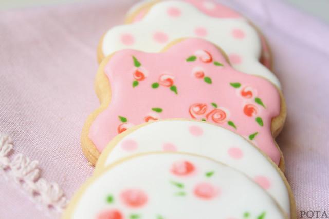 cookies décorés, Biscuits décorés,