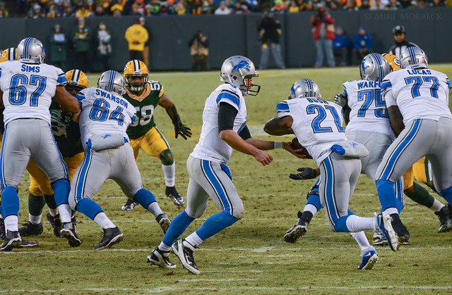 Matthew Stafford, Reggie Bush