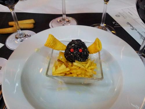 Morales de Toro (Zamora) | Museo del Vino | Murciélago de queso