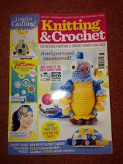 'SIBOL' is mentioned in'Let's Get Crafting Knitting and Crochet' Issue 38.