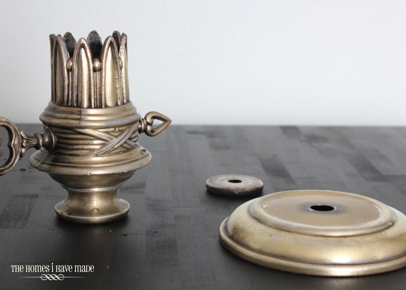 Vintage Lamp Makeover-007