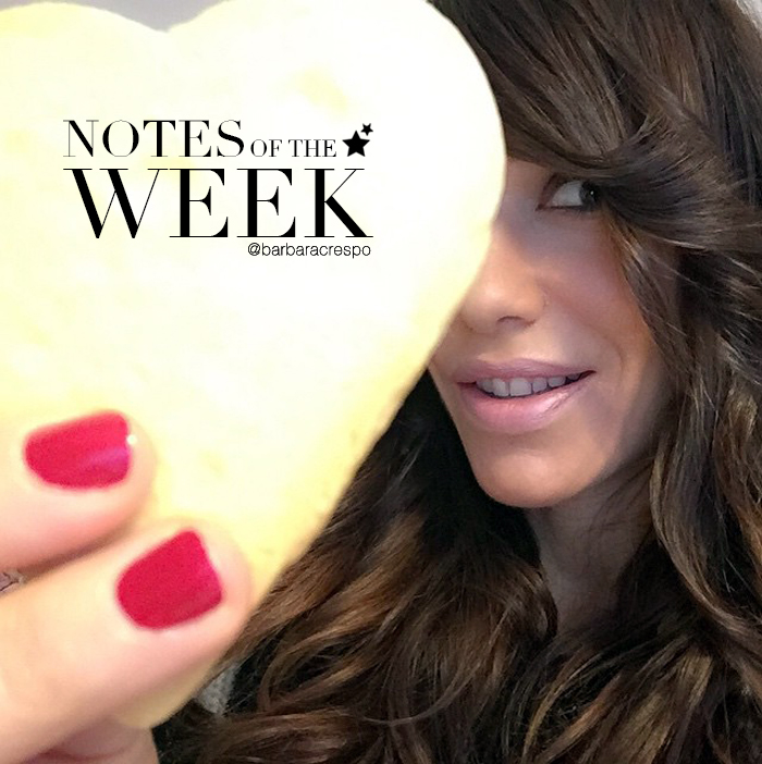 notes of the week barbara crespo tumblr social media instagram youtube instavideo facebook twitter