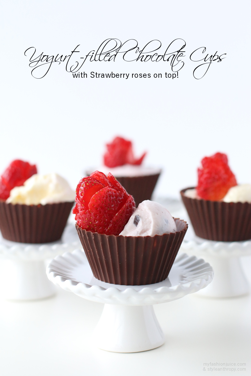 Muller Yogurt Filled Chocolate Cups Recipe Mullermoment Shop Cbias