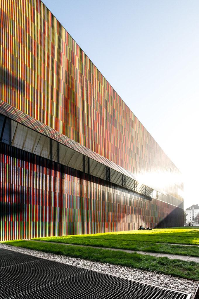 Architekturfoto Sammlung Brandhorst, München