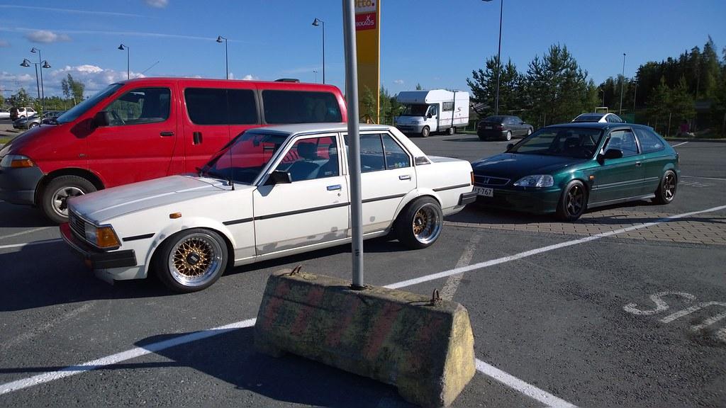 S`ebun sätökset: Corolla KE70 & GT86 #TPPPKSN 16348635816_658f54ba96_b