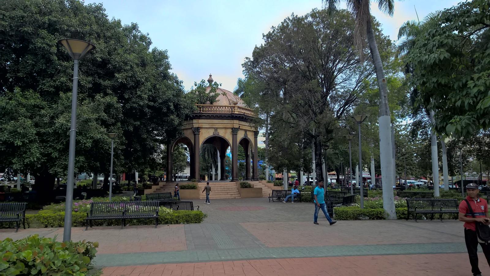 Парк Enriquillo