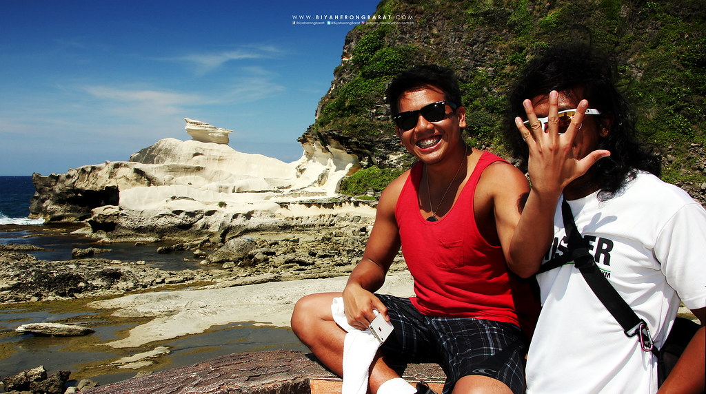 Kapurpurawan ROck Formations Ilocos Norte