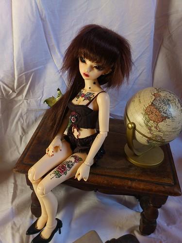 Dark ladies - Carmen, petite sorcière p.16 16405986629_6d5e94023a