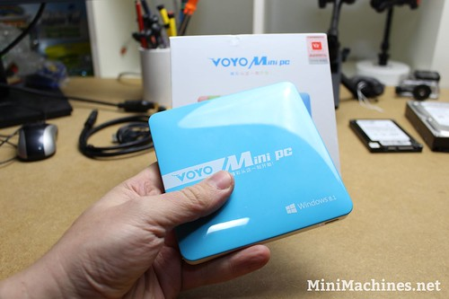 Test Voyo Mini PC
