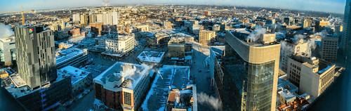 winter panorama canada lumix downtown winnipeg cityscape manitoba stitched cans2s fz200