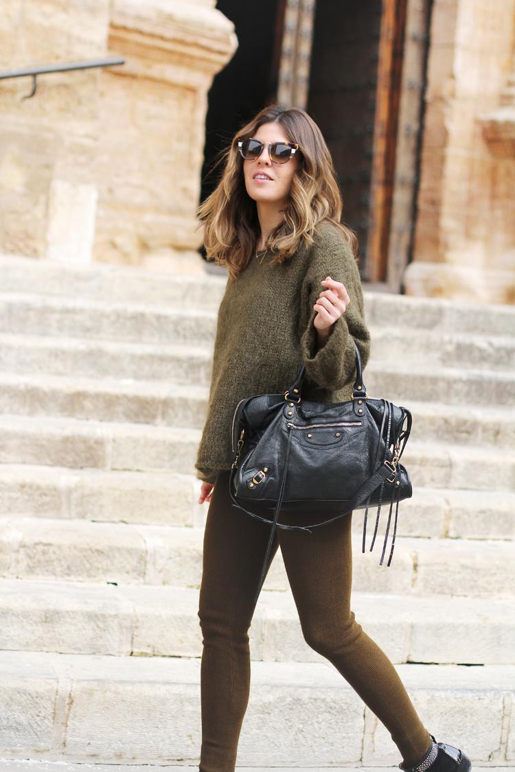 green-knit-balenciaga-street-style-4
