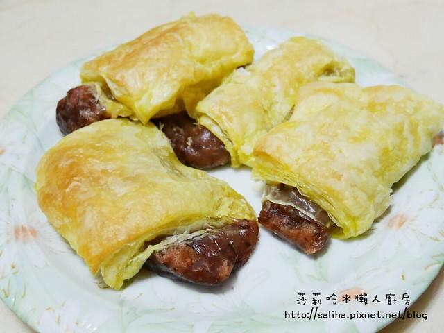 懶人料理酥皮紅豆年糕 (6)