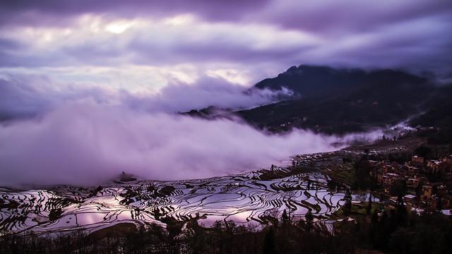 Jaylie Wong - Yuanyang County uff0d Duoyishu Terraced Field [Explored]