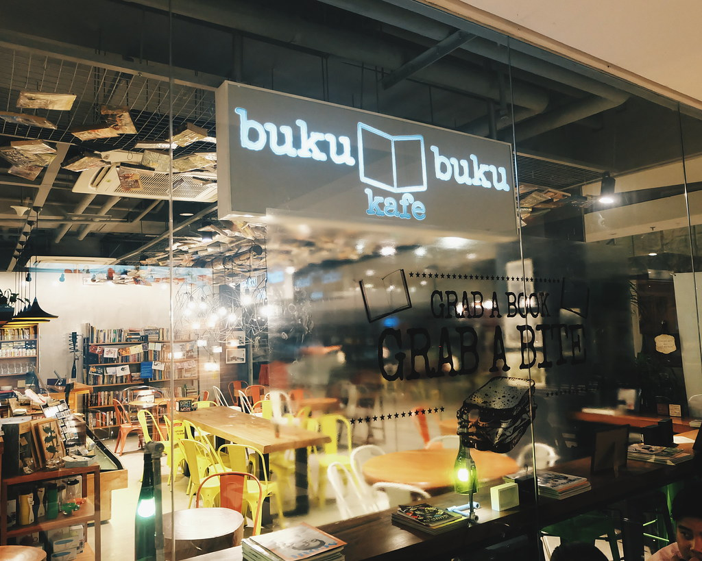 buku buku kafe cavite review