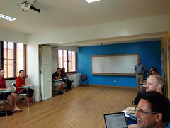 New Building - classroom 1