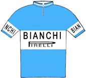 Bianchi - Pirelli - Giro d'Italia 1955