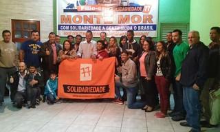 Solidariedade Monte Mor