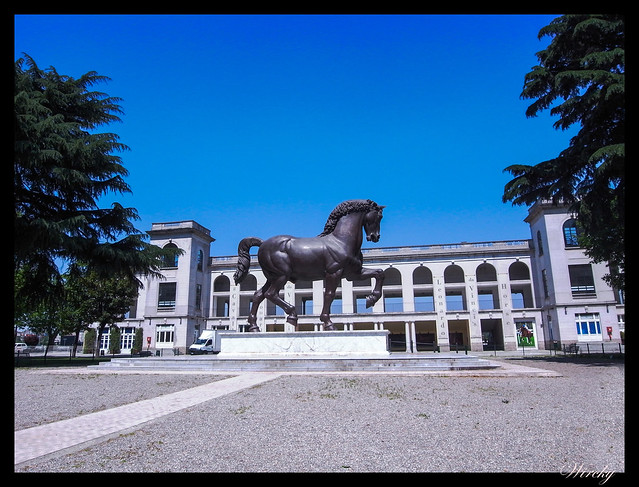 Estadio San Siro Giuseppe Meazza Milán - Hipódromo
