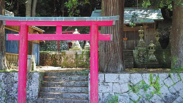 熊野古道大辺路、王子神社