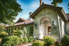 Seattle Public Library Fremont Branch