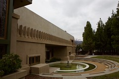 FLW Holyhock House Los Angeles