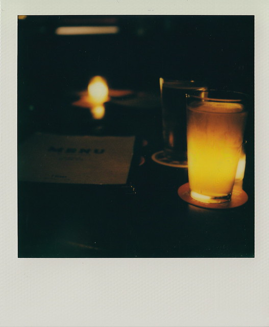 Craft Beer and Candlelight
