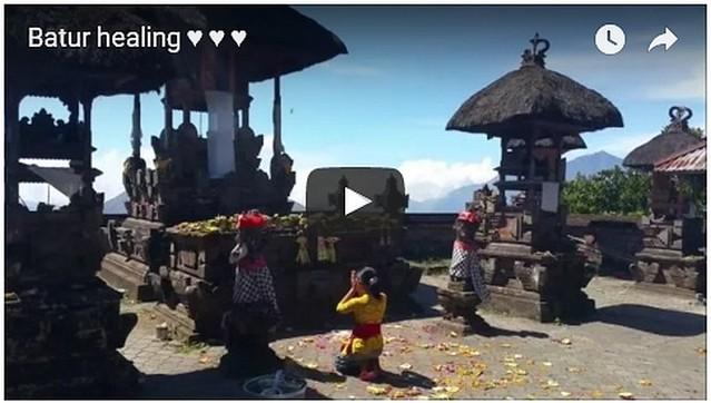 Batur healing