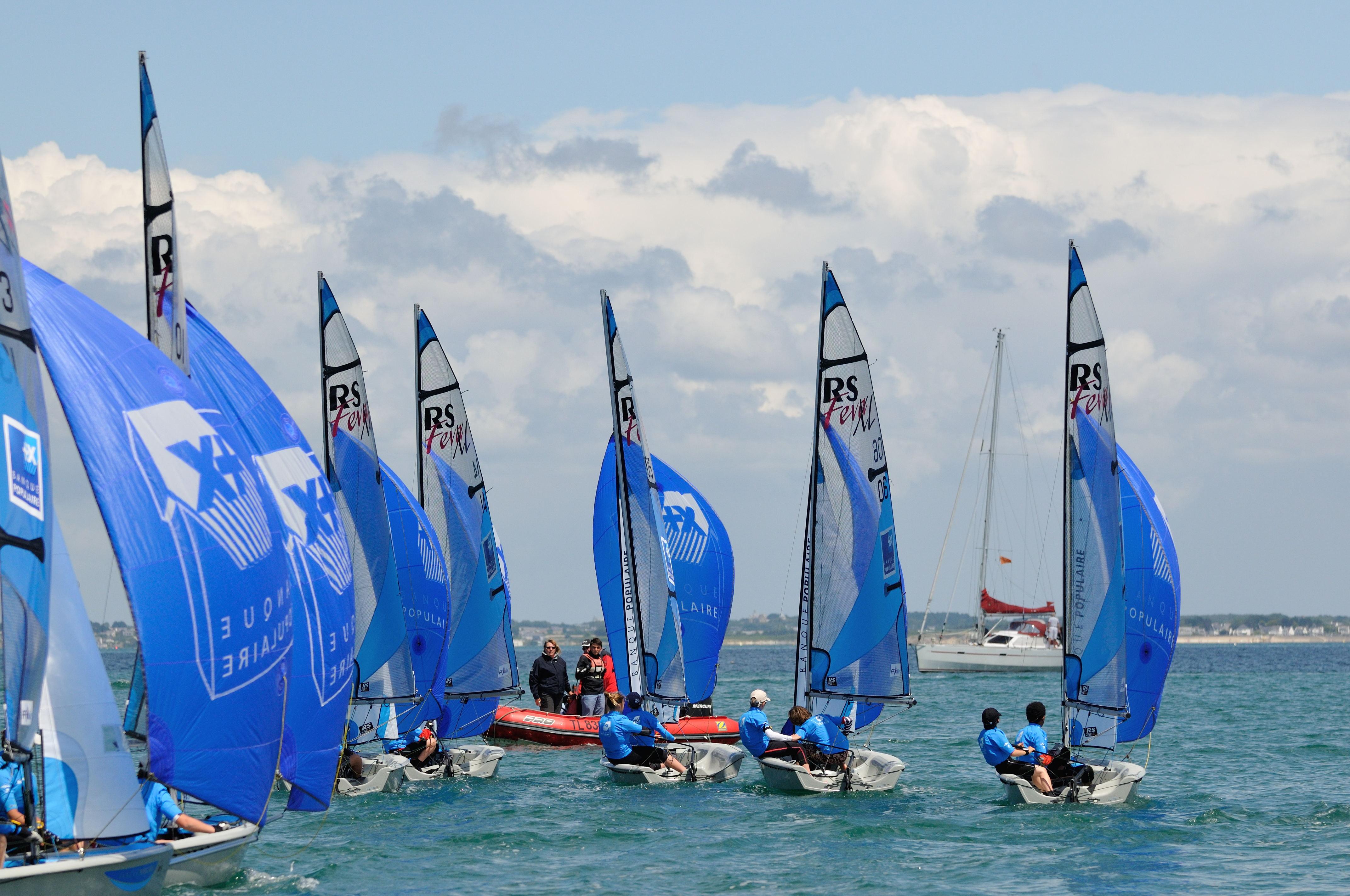 Championnat de France Minimes 2014_Copyright M. Laurent-FFVoile (3)