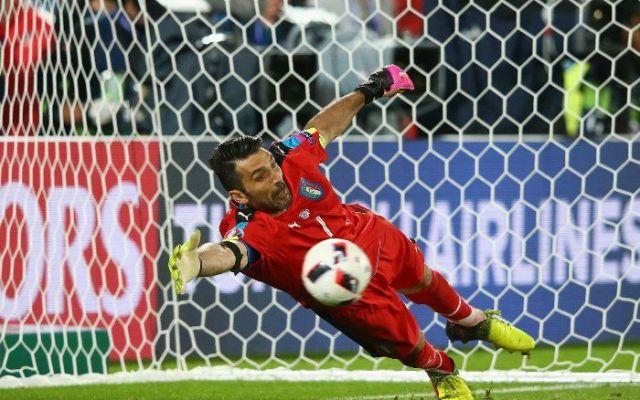 EURO 2016, BUFFON PIU' DI NEUER: RECORD DI PARATE PER IL PORTIERONE DELLA JUVENTUS MIGLI