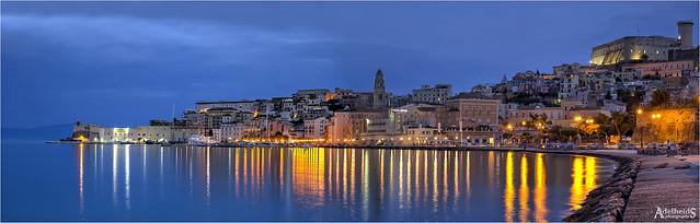 Blue Hour in Gaeta, Italy (explored)