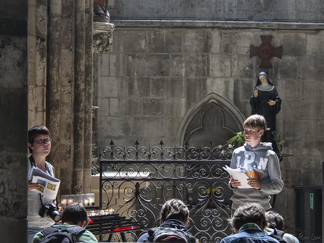 Cathédrale Notre-Dame Rouen field trip