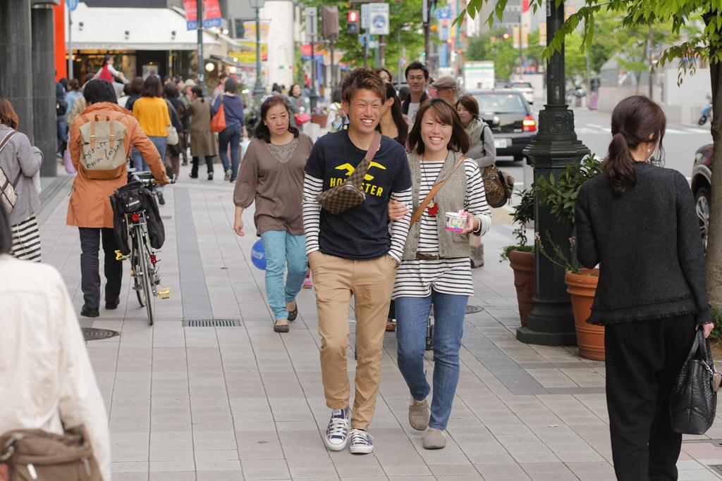 Sannomiyacho 2 Chome, Kobe-shi, Chuo-ku, Hyogo Prefecture, Japan, 0.004 sec (1/250), f/5.0, 85 mm, EF85mm f/1.8 USM