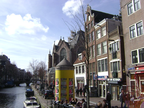 Iglesia Vieja, Ámsterdam, Holanda/De Oude Kerk, De Wallen, Amsterdam' 11 - www.meEncantaViajar.com by javierdoren