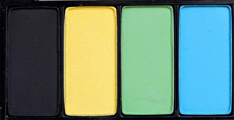 MUFE technicolor palette2