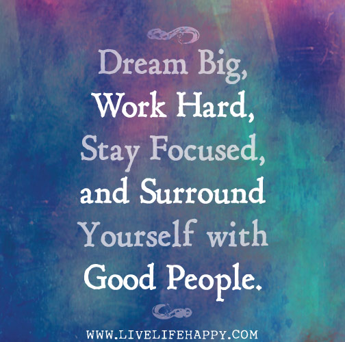 Dream Big Quotes Fascinating Dream Big Live Life Happy