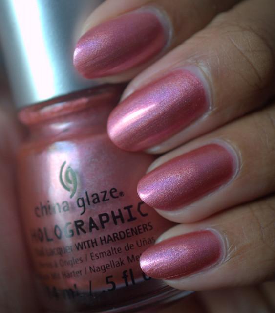 China Glaze Not In This Galaxy nail polish