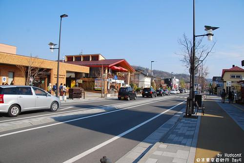 輕井沢街道(1)