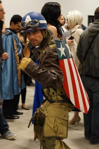 Prototype Captain America