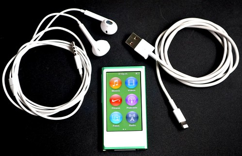 iPod Nano, Apple