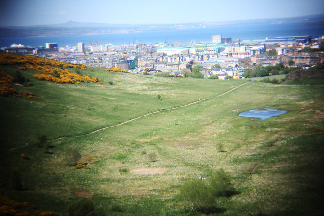 Arthur's seat in the sun 11