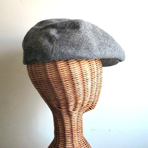 ... mens 60s 70 golf newsboy hat cap f3c9cfcbb9f