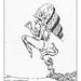 Headstone three by Matt Crabe is Heaven's Favorite Man