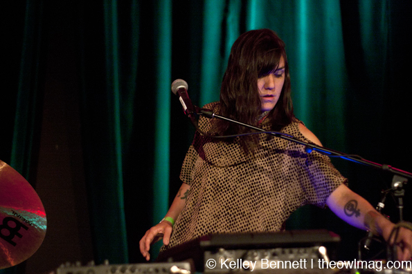 Emily Wells @ The Chapel, SF 6/14/2013