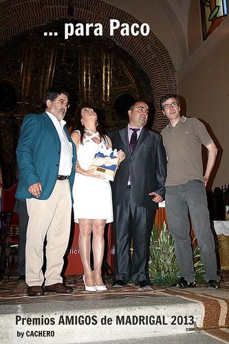 Premios AMIGOS de MADRIGAL