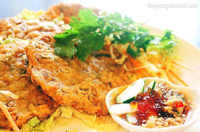 Tod Man Pla - Fish Cakes (P290)