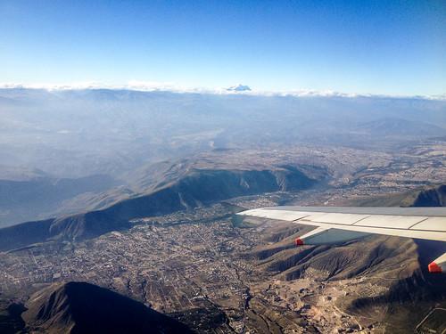 travel southamerica ecuador chimborazo cajabamba