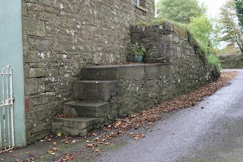Stondin Laeth, Garn-wythog (a), Blaencelyn