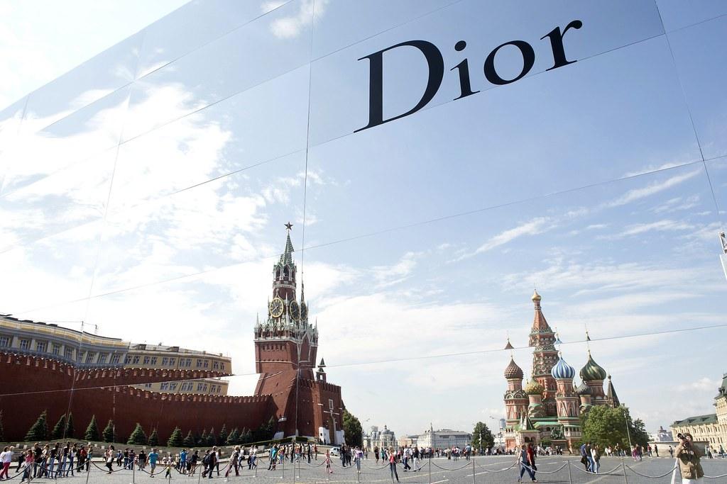 Moscow Show Venue 1 - Photo Luc Castal Dior Moscou 2013