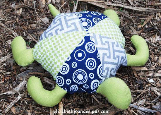 Plush Turtle 13