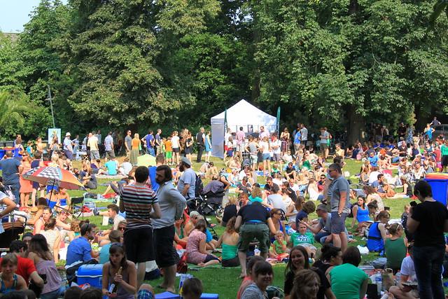 Piknik Musik I stadspark Leuven